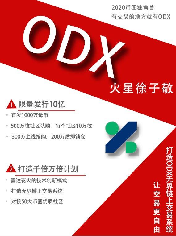 火星人的ODX彻底崩盘已跑路!