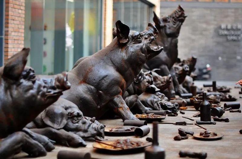 XMEX:一群猪做的杀猪盘